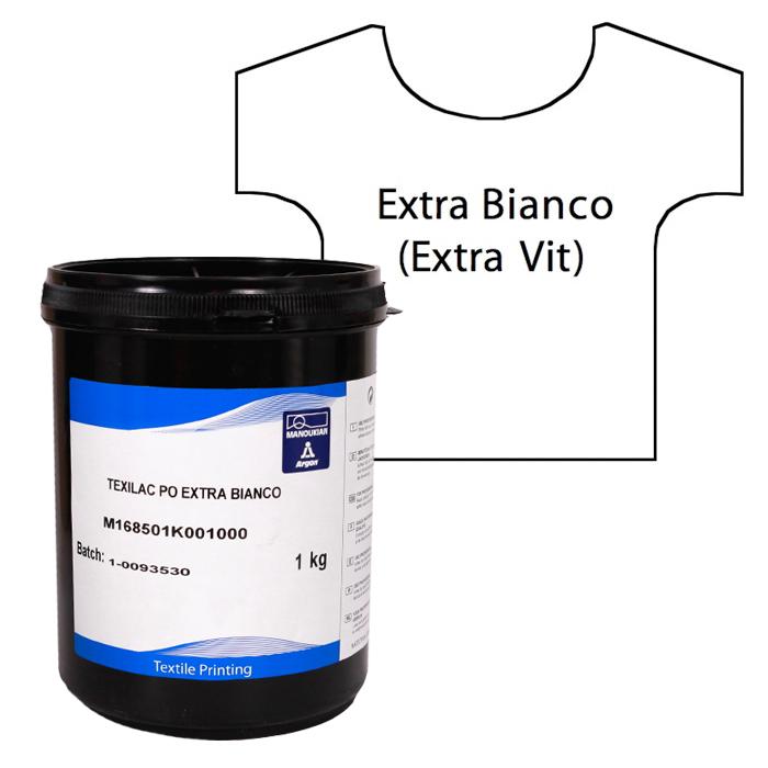 Texilac PO, Extra Bianco (Extra Vit)